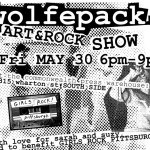Wolfepack Goods launch event