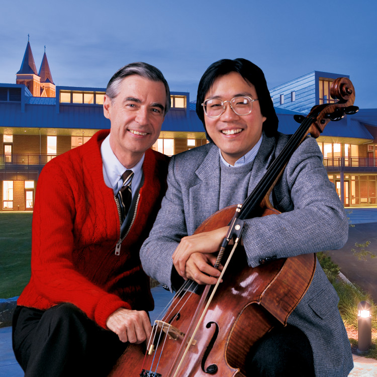 Yo Yo Ma Featured At Fred Rogers Center