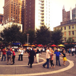 Fun Fridays: Dancing in the Square