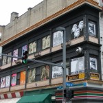 Downtown's most unusual Skinny Building is getting a facelift