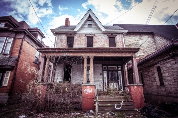 Wilkinsburg Vacant Home Tour