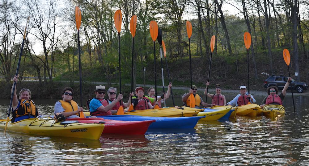 Kayak Pittsburgh Venture Outdoors
