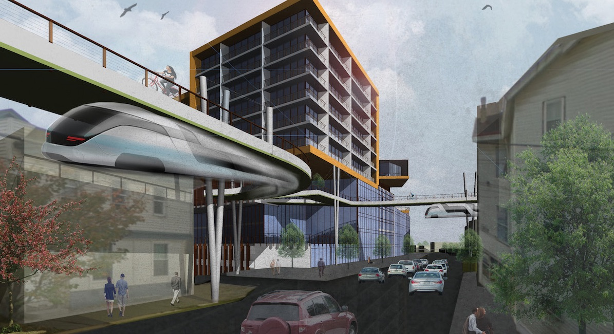 QKArchitecture wins competition for imaginative design for Boggs/Bailey business district