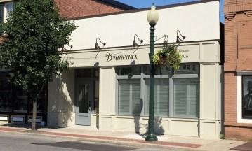 Bruneaux Restaurant facade
