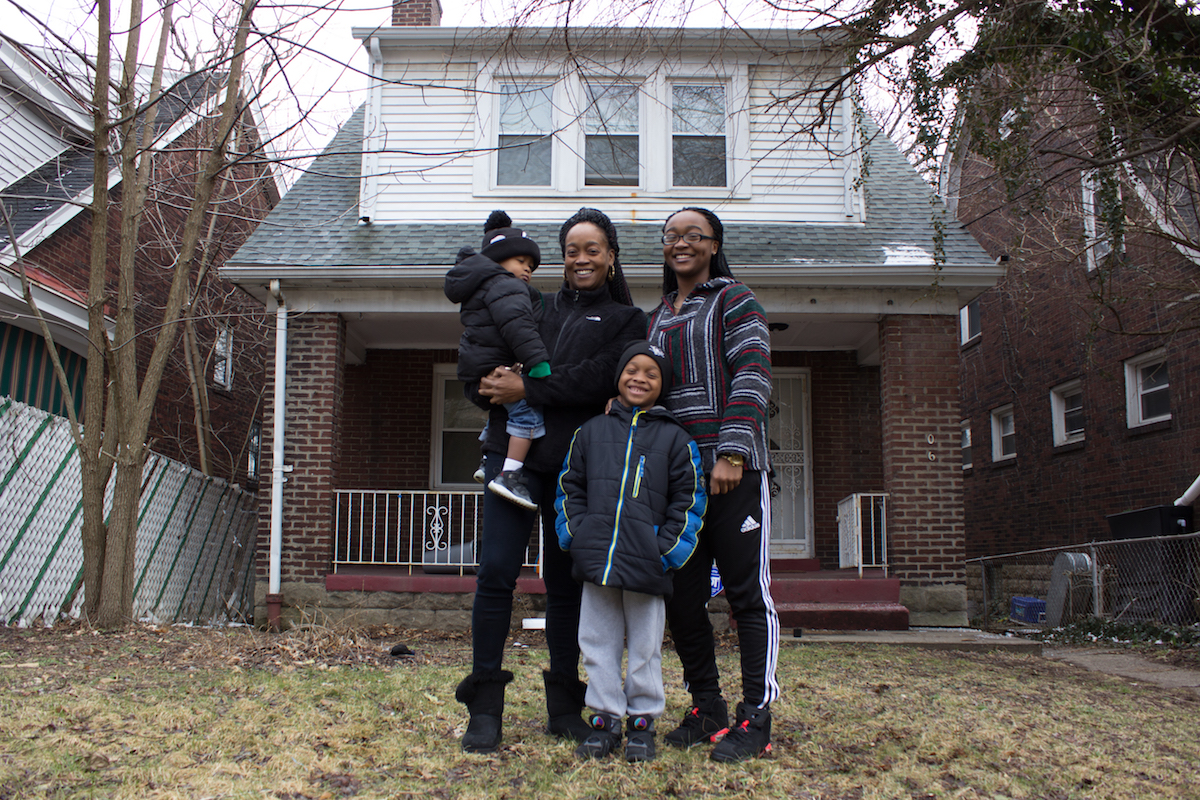 Open Hand Ministries makes homeowners of low-income residents