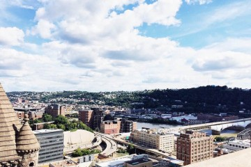 Coterie company penthouse view
