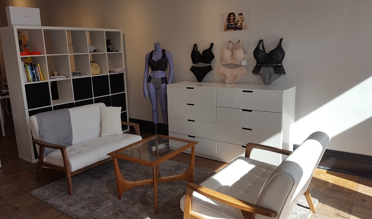 Trusst Lingerie continues growth with storefront and bra line