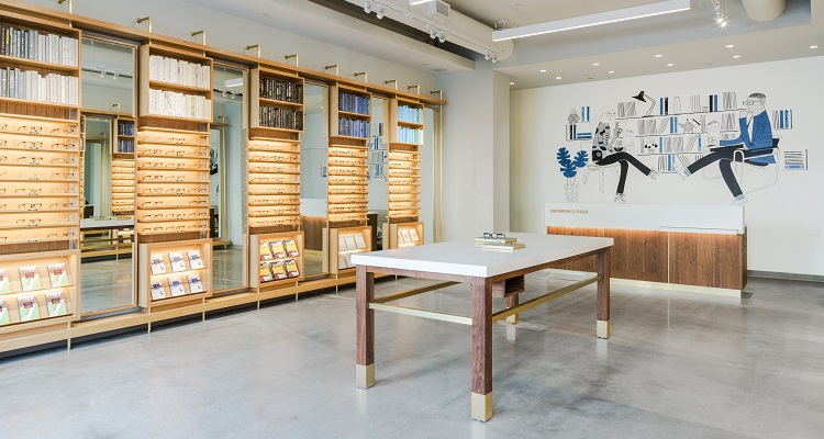 Warby Parker is opening in Pittsburgh, and now we know when