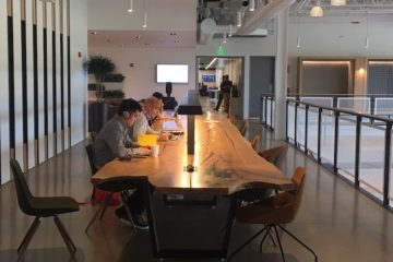 Uber offices