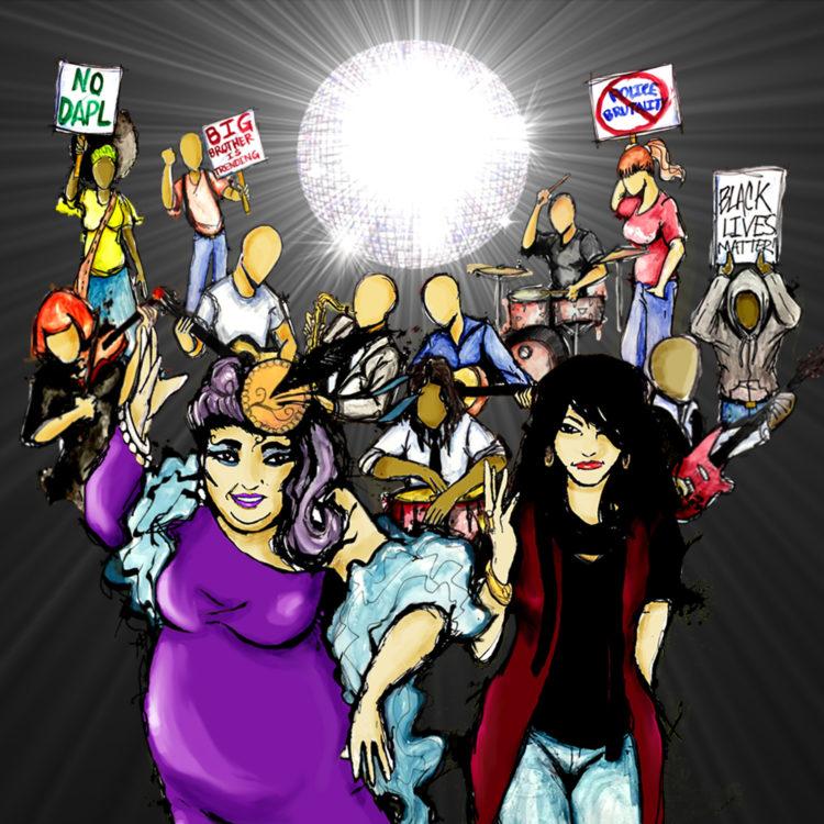 social justice disco