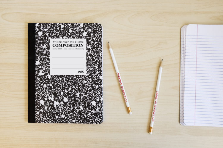 Creative Nonfiction helps teens by Writing Away the Stigma