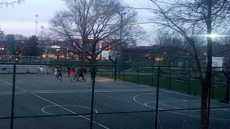 Pittsburgh S 5 Best Outdoor Basketball Courts