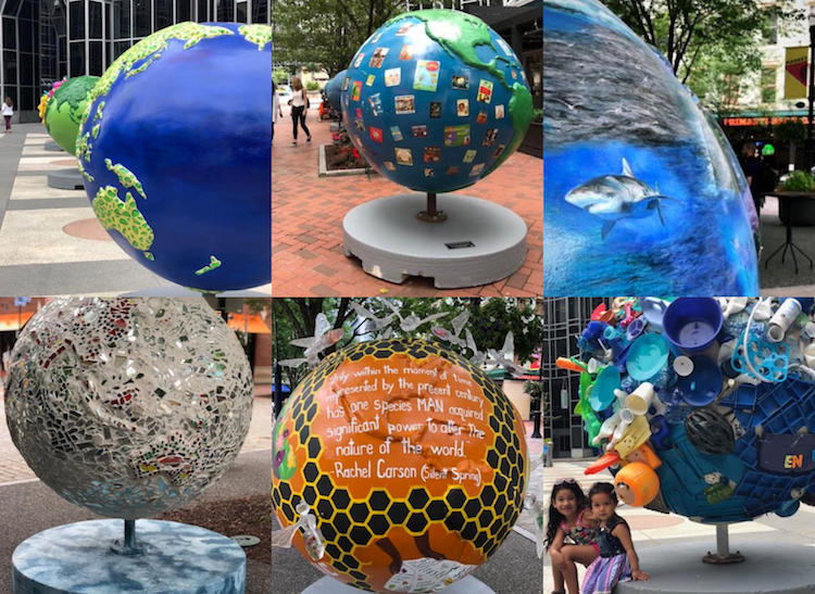 Cool Globes Pittsburgh