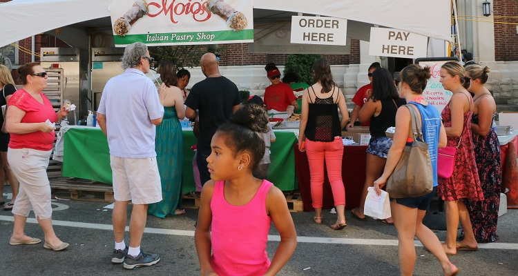 Bloomfield's Little Italy Days coming back, and more in ETC.