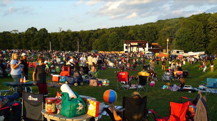 In-person Summer Concert Series returns to county parks, and more in ETC.