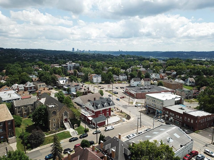 Lonely Planet calls Pittsburgh's North Boroughs a best-kept secret