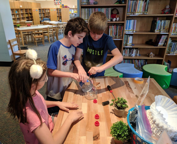 Matt's Maker Space opening new locations with plans to add one a year to a deserving school or center