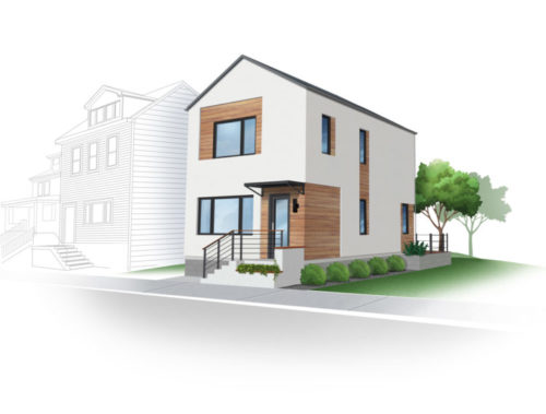 New modular home project in Garfield could be a model for affordable development in Pittsburgh