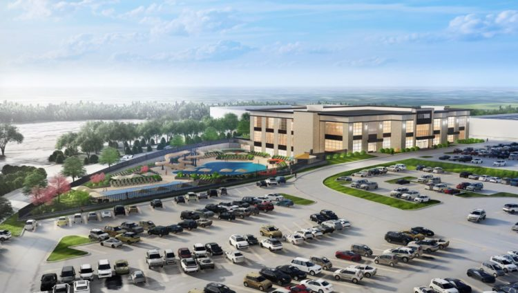 $35 million Life Time fitness center is one solution to the empty space problem at Pittsburgh-area malls