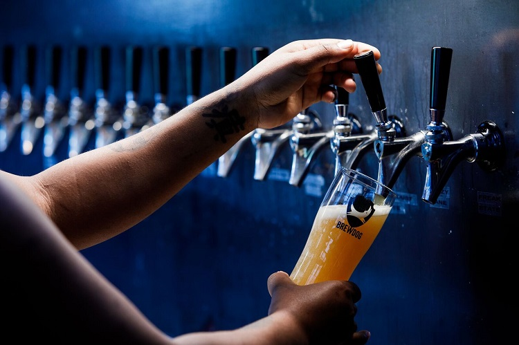 Release the hounds! Scottish beer maker BrewDog will open a bar in East Liberty this fall