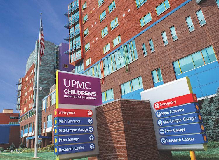 UPMC Children's Hospital makes U.S. News & World Report top 10 list
