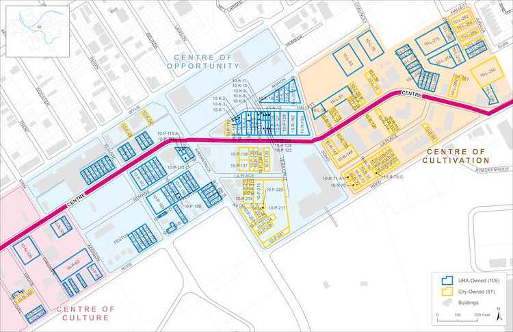 URA seeks redevelopment plans for Centre Avenue from developers and community