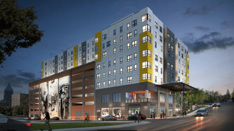 City's Edge affordable housing complex in Uptown moves forward with URA funding